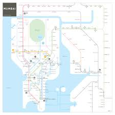 Manhattan Metro Map by Mumbai Subway Map My Blog