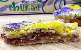 king cake shipping paczki mardi gras king s cakes elk grove il