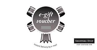 instant e gift card shoppers stop instant voucher in gift cards