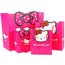 hello gift bags 3 size gift bag hello packing environmental safety