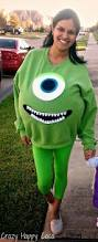 Halloween Monster Ideas 25 Best Monster Inc Costumes Ideas On Pinterest Monsters Inc