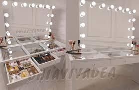 Tempat Jual Cermin Hias Di Jakarta diy meja makeup berkaca vanity mirror murah budget bawah rm600