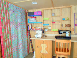 interior basement sewing room ideas displaying with combine