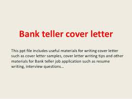 bank teller cover letter bank teller cover letter new grad entry