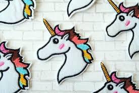 unique iron on patch unicorn patch unicorn iron on patches