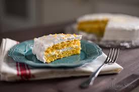 gluten free lemon cake with lemon frosting mamashiremamashire