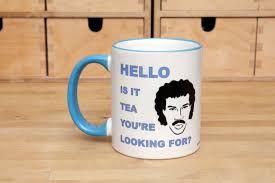 lionel richie home hello is it tea you u0027re looking for lionel richie by jannersmugs
