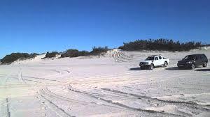 land rover expiernce atlantis dunes youtube