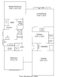 Woodhaven Floor Plan Villas At Woodhaven Rentals Flint Mi Apartments Com