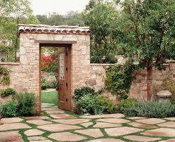 Stone Patio Design Ideas by Rustic Stone Patio On A Budget Unique And Rustic Stone Patio