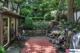 High Back Sling Patio Chairs by Traditional Patio With Stucco U0026 Pathway In Omaha Ne Zillow Digs