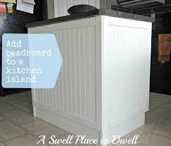 how to install a kitchen island beadboard kitchen island kitchens beadboard kitchen island diy