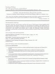 resume templates for teachers preschool teacher resume template
