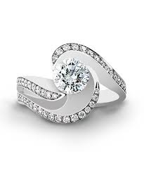 different engagement rings different engagement ring styles trend schneider design