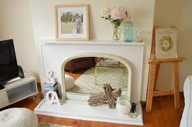 five kinds of happy how to style a mantel fireplace