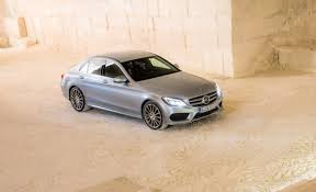 mercedes pricing prices for options on the 2015 mercedes c class appear
