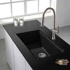 White Granite Kitchen Sink 31 Black Granite Kitchen Sink Undermount Single Bowl