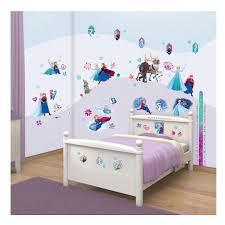 kids decor next day delivery kids decor from worldstores walltastic disney room decor kit frozen