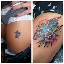 cover up name tattoos on chest ideas