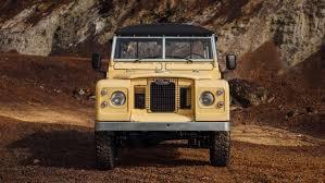 vintage land rover defender land rover 109 beach runner by cool u0026 vintage