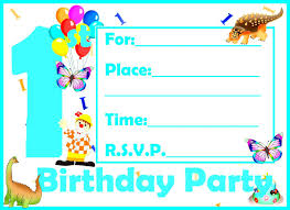 printed birthday invitations party invitation cards templates