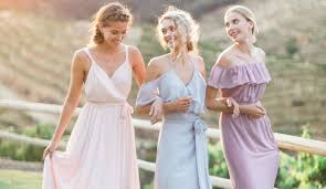joanna august bridesmaid dresses bridesmaids bliss with joanna august ivory beau