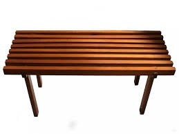 Wood Slats by Spanish Wooden Slats Side Table 1950s For Sale At Pamono