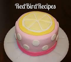 cake decorating redbird recipes