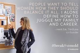 Define Co Interior How I Breakthemold An Interview With Thirdlove Co Founder Heidi Zak