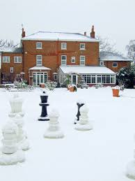 the mill house hotel swallowfield christmas party venue food