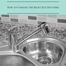 How To Choose The Right Kitchen Sink Types Of Sinks Sink - Choosing kitchen sink