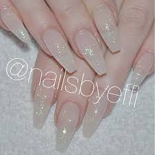 glitter nails 11 gorgeous designs for your bridal manicure her