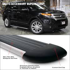 2013 ford explorer upgrades ford explorer running boards our running boards looks totally