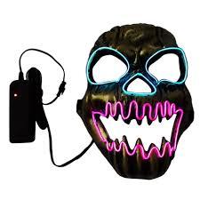 Skull Mask Halloween Online Get Cheap Fire Skull Mask Aliexpress Com Alibaba Group
