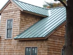 Burgundy Metal Roof Pictures by Different Types Of Standing Seam Metal Roof