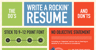 how to make an infographic resume how to write a resume