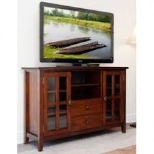 Armoire With Glass Doors Tall Tv Armoire Foter
