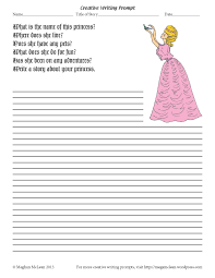 creative writing resume creative writing prompts the whale s tales princess tutor prompt