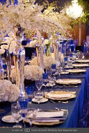 61 best royal blue wedding u0026 event decor images on pinterest