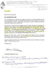 Letter Of Recommendation For A Friend Template by The Debate Continues Leonard Peltier No Parole Peltier
