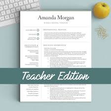 Best Teaching Resumes by 13 Best Teacher Resume Templates Images On Pinterest Resume