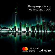 mastercard and apple music provide the soundtrack to your