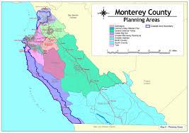 Big Sur Map Community General Plan Map List