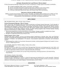 resume sle for management trainee positions founder fashion designer resume sles cv remis jour sle