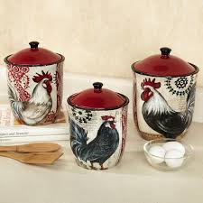 rooster canisters kitchen products canisters for kitchen canister set sets rooster products and