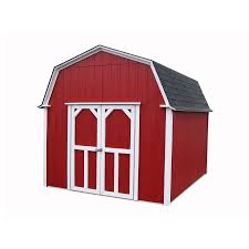 shop better built barns big country gambrel wood storage shed
