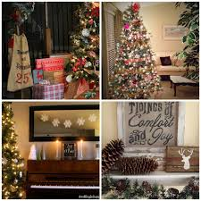 holiday home tour a cozy and simple christmas tour joy in our home
