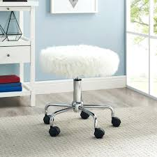 fur chair cover fur office chair desk diy white ebay getexploreapp