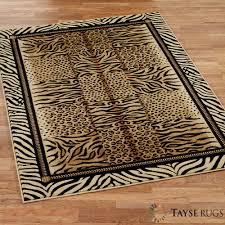 safari bathroom ideas cheetah print bathroom rugs creative rugs decoration