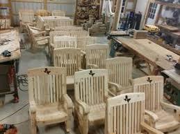 Big Rocking Chair In Texas Rockerman Of Texas Handmade Rockers Hand Crafted Texas Furniture
